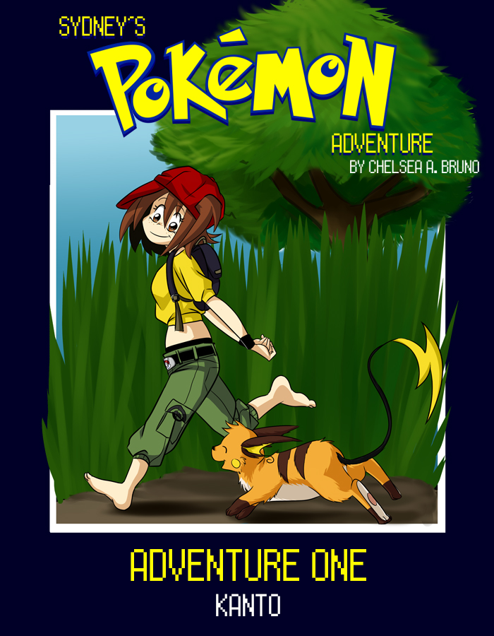 Adventure One: Kanto